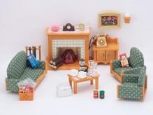 Sylvanian Families Luxus-Wohnzimmer