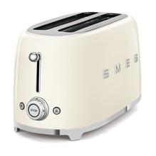SMEG 4 Scheiben Toaster TSF02CREU CREME