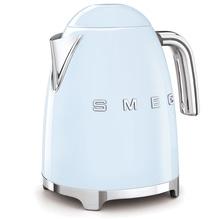 SMEG Wasserkocher KLF03PBEU 50's Retro Style, 1,7 L - Wasserkocher, Pastellblau