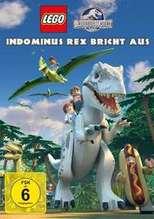 LEGO Jurassic World - Indominus Rex bricht aus FSK ab 6, DVD-Video, Dt/engl/frz/ital/span u a, UT: Dt/engl/frz/ital/span u a
