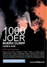 Koener E: 1000 Joer Buerg Clierf (DVD)