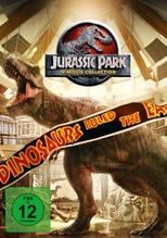Jurassic Park Trilogy + Jurassic World 1 Jurassic Park/Jurassic Park II: Die vergessene Welt/Jurassic Park III/Jurassic World 1, Regie: Steven Spielbe