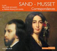 Sand: Correspondances