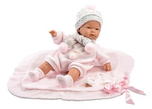 Llorens Weinendes Baby Joëlle Lloron 38 cm