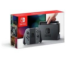 CONSOLE Nintendo Schalter GRAU