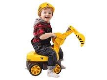 BIG Power Worker Maxi-Digger, gelb