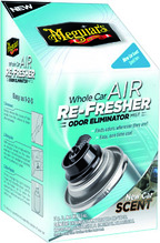 MG Air Re-fresher New Car