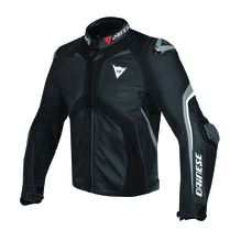 SUPER RIDER LEATHER JACKET
