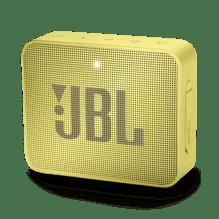 JBL Tragbarer Lautsprecher GO2 Lemonade Yellow