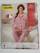 CALIDA Damen Schlafanzug