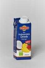MORGENLAND KOKOSMILCH DRINK MANGO BIO 250ML