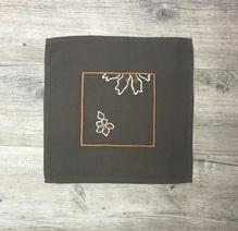 Napperon feuillage 30cm x 30cm