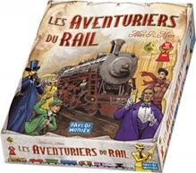 LES AVENTURIERS DU RAIL (fr)