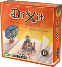 DIXIT Odyssey (de;fr;nl)