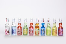 Limonade Japonaise 6 parfums aléatoires