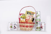 Découverte snacks asiatiques lot 1