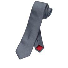 Olymp Krawatte slim grau-N
