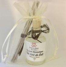 Huile parfumée senteurs aux choix + bâtons 50 ml