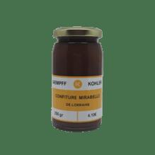 Mirabellen-Marmelade aus Lothringen