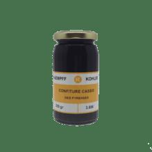 Johannisbeer-Marmelade aus den Pyrenäen
