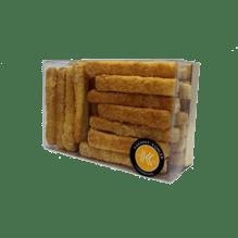 Blätterteigstangen mit Parmesan