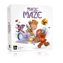 MAGIC MAZE (fr;nl)