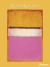 Rothko, Mark: Rothko 2019 Kunstkalender, Maße(B/H): 48 x 64 cm, Dt/niederländ/engl/ital/span