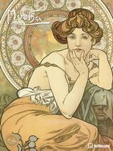 MuchA, Alphonse: Mucha 2019 Kunstkalender, Maße(B/H): 48 x 64 cm, Dt/niederländ/engl/ital/span