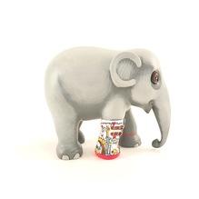 Elefant Ellie loves Mosha 10 cm