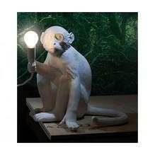 Lampe Sitzender Affe