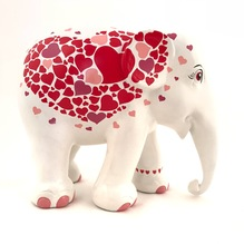 Elefant Hearts in Heart