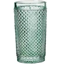 Glas Bicos High Ball minzgrün