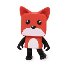 Enceintes USB Dancing Animal Renard