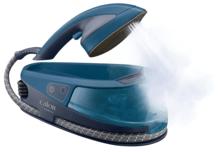 Calor Tweeny 2 in 1 Dampfbügeleisen/Dampfglätter/Dampfbürste blau