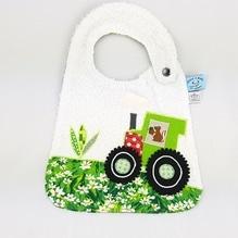 Traktor Lätzchen