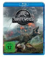 Jurassic World: Das gefallene Königreich Regie: Juan Antonio Bayona, USA 2018, FSK ab 12, Blu-Ray-Disc, Dt/engl/türk, UT: Dt/engl/hindi/ital/türk