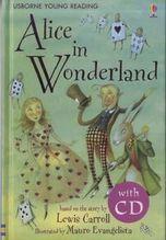 Carroll, Lewis: Alice in Wonderland Incl CD, Usborne Young Reading - Usborne Young Reading, Series Two