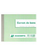 CARNET DE BONS 13150