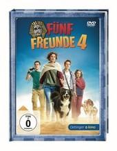 Blyton, Enid: Fünf Freunde 4 Regie: Mike Marzuk, D 2015, FSK ab 6, DVD-Video, Dt, UT: Dt für Hörgeschädigte, Oetinger Kino