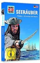 Was ist was - Seeräuber Piraten - Schrecken der Meere, Tessloff Wissen, FSK ab 6, DVD-Video, Dt/engl, WAS IST WAS DVD