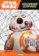 Marras Anthony: Disney star wars le reveil de la force ep vii coloriage surprise (bb-8)